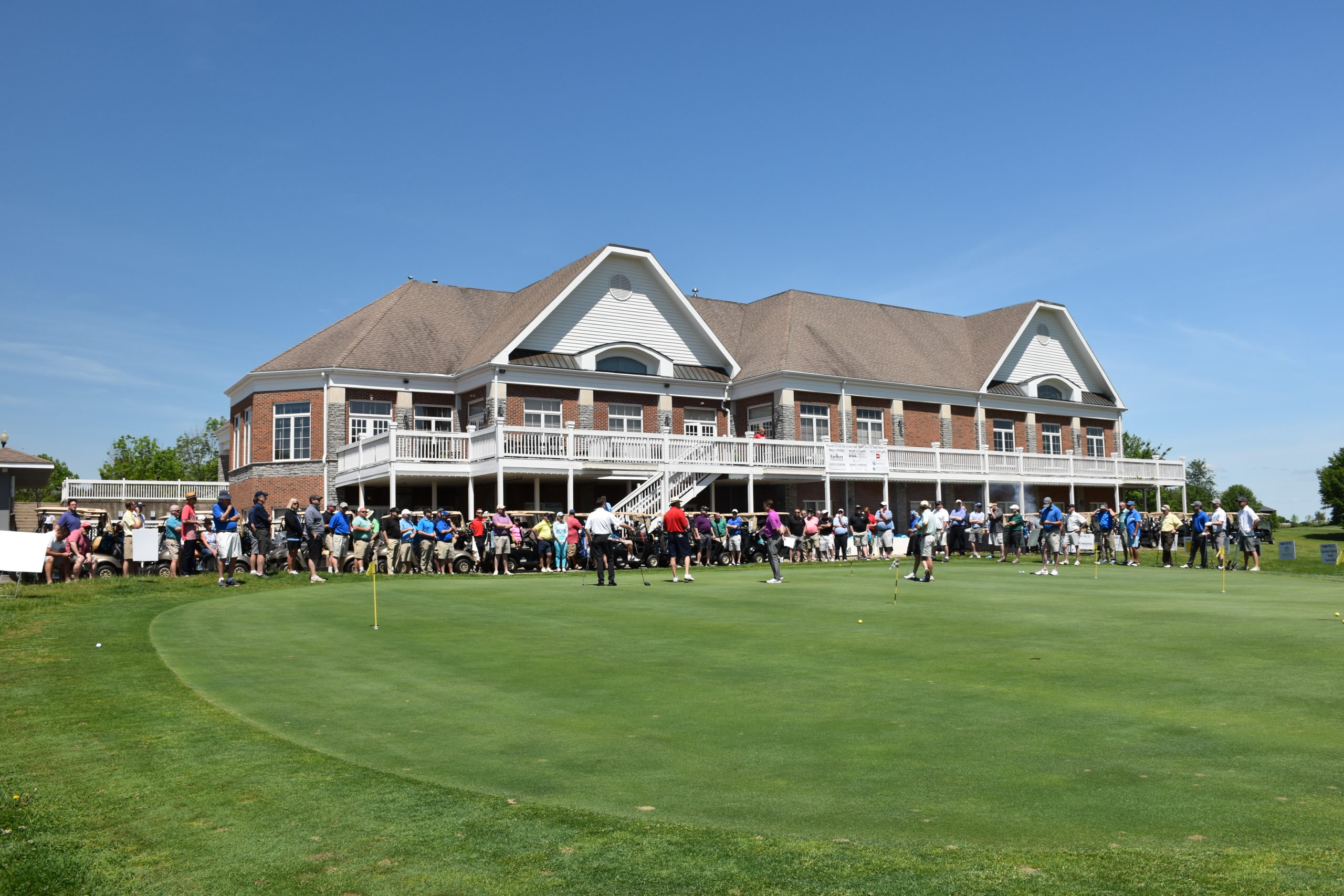 View of Danville Country Club